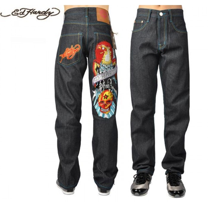 Ed Hardy Mens Jeans 2775 Biggest Discount
