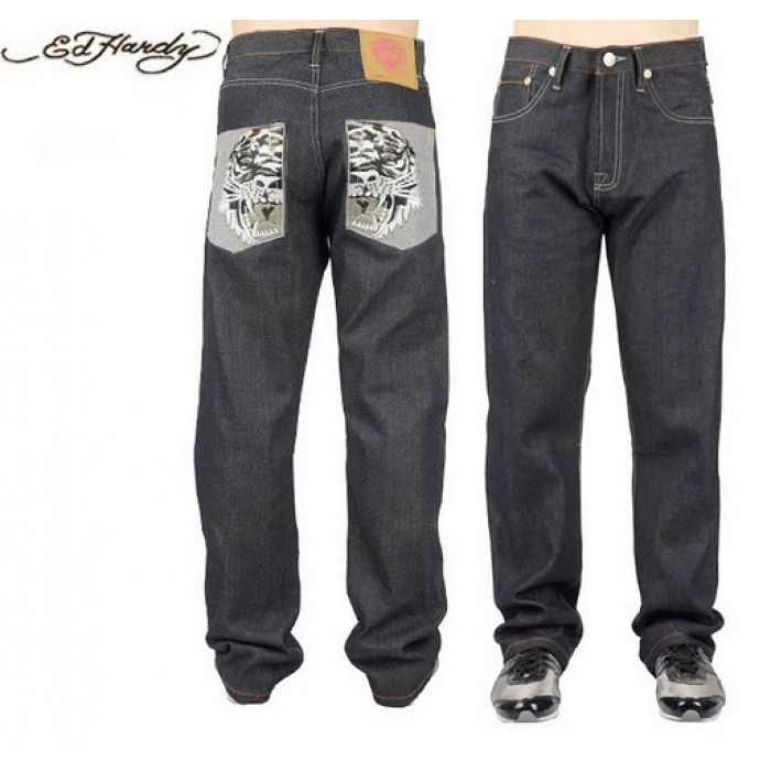 Ed Hardy Mens Jeans 2753 Outlet Store