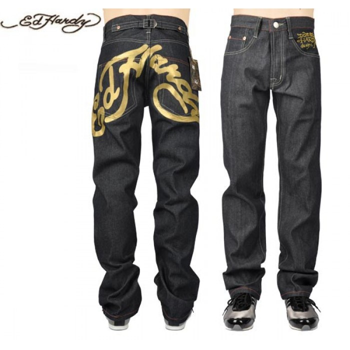 Ed Hardy Mens Jeans 1788 top quality