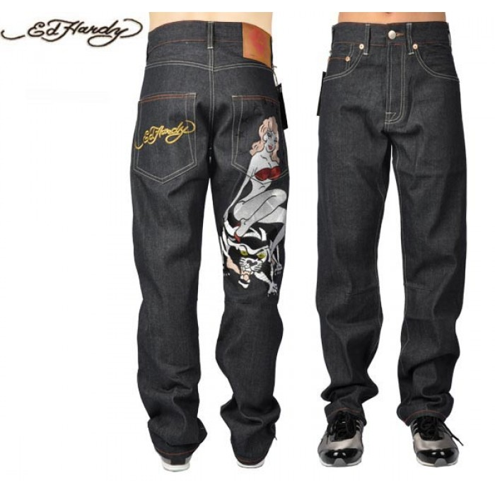 Ed Hardy Mens Jeans 2171 clothing for sale