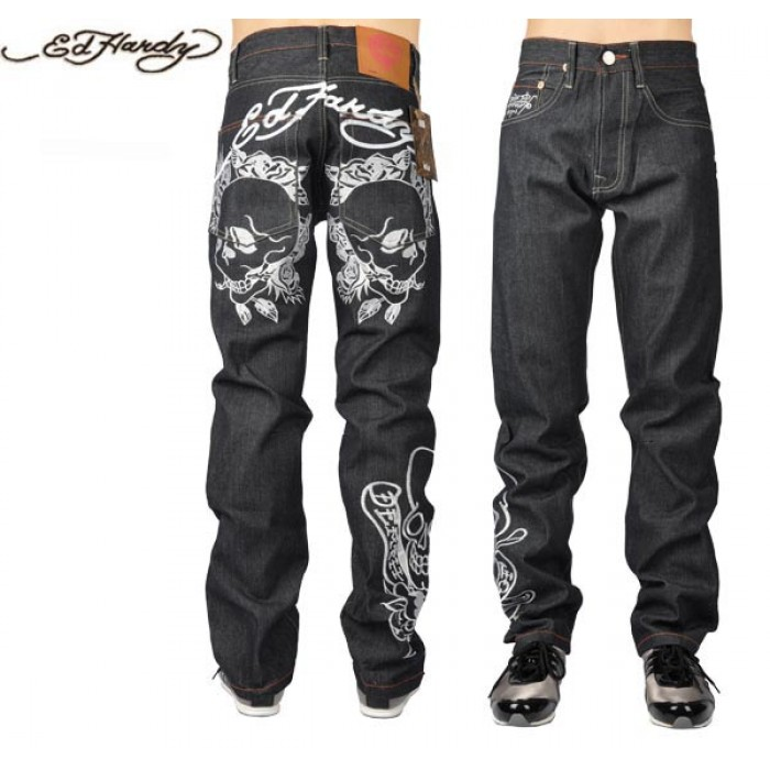 Ed Hardy Mens Jeans 2290 collection