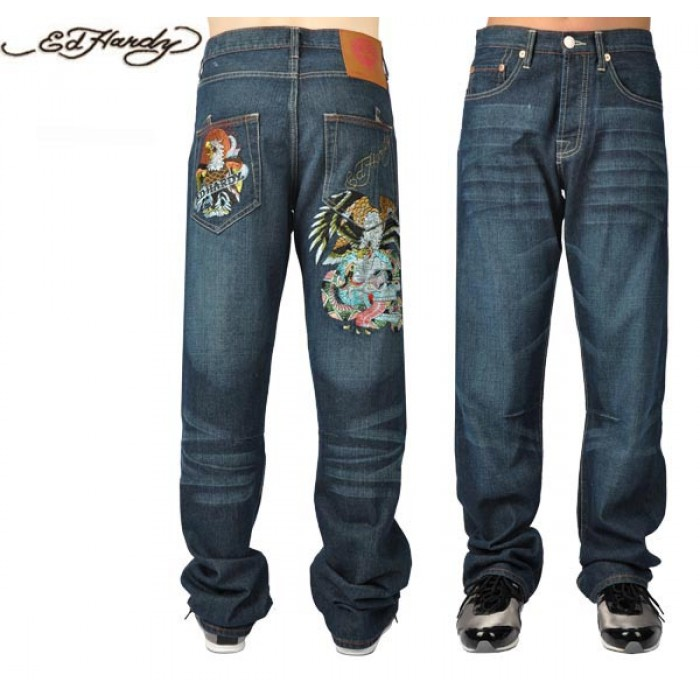 Ed Hardy Mens Jeans 1331 great deals