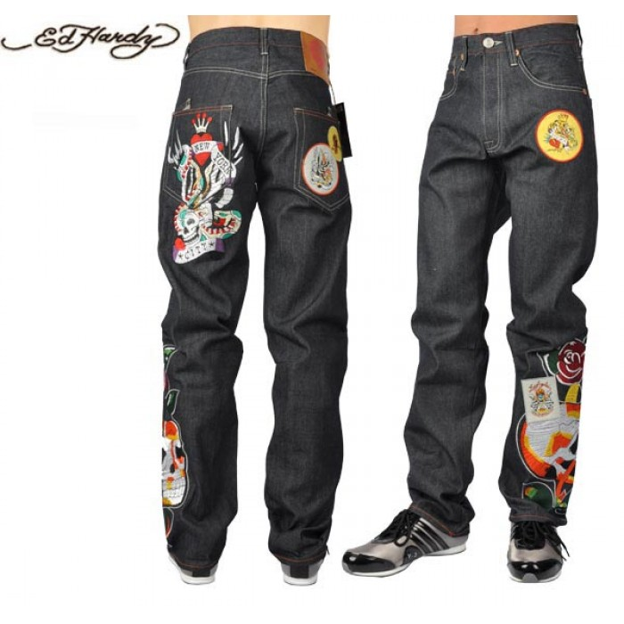 Ed Hardy Mens Jeans 2922 sale retailer