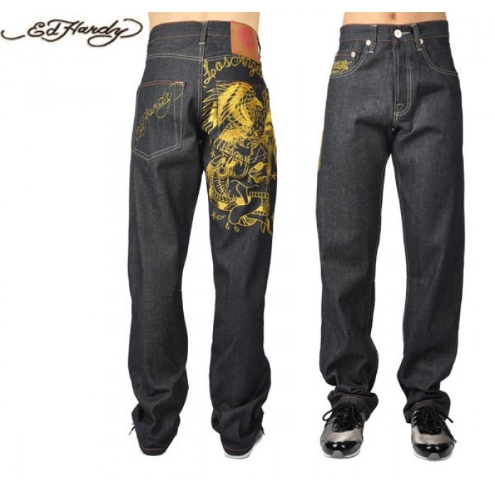 Ed Hardy Mens Jeans 2521 clearance Store