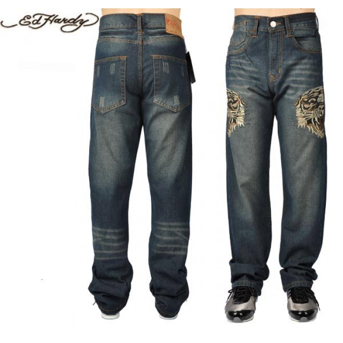 Ed Hardy Mens Jeans 1288 super quality