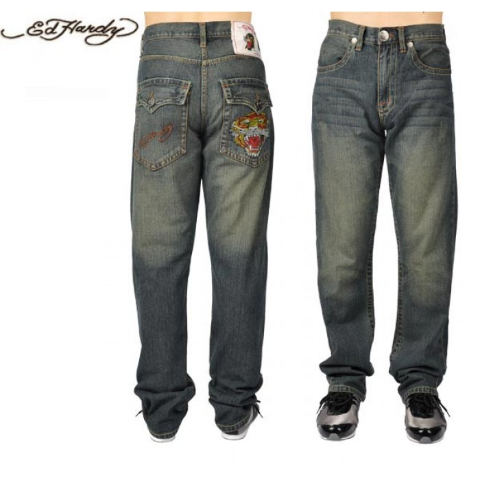 Ed Hardy Mens Jeans 1730 latest fashion-trends
