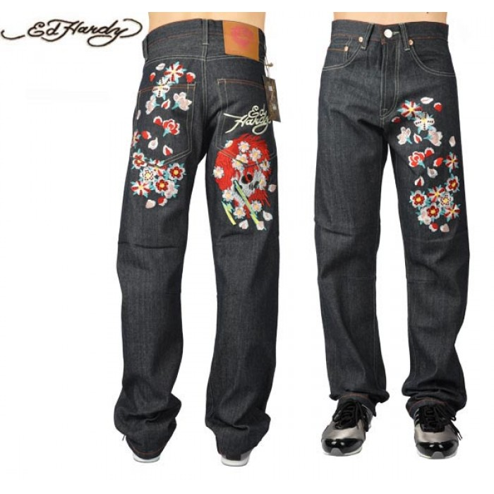 Ed Hardy Mens Jeans 1024 competitive price