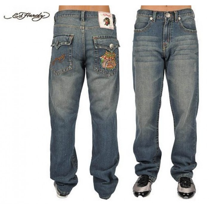 Ed Hardy Mens Jeans 1427 entire collection