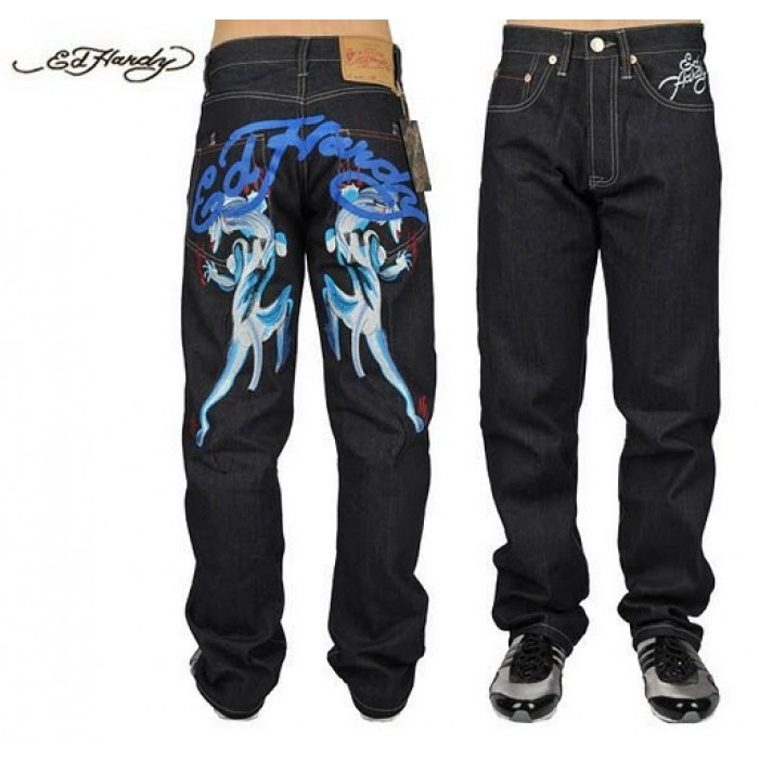 Ed Hardy Mens Jeans 1089 SAVE OFF
