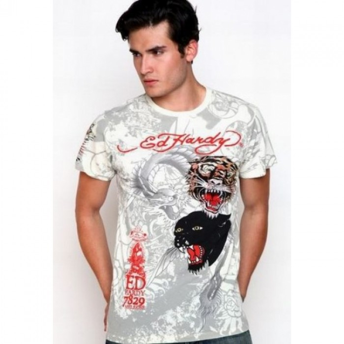 ED Hardy Mens Short Sleeve Tees Exclusive Deals