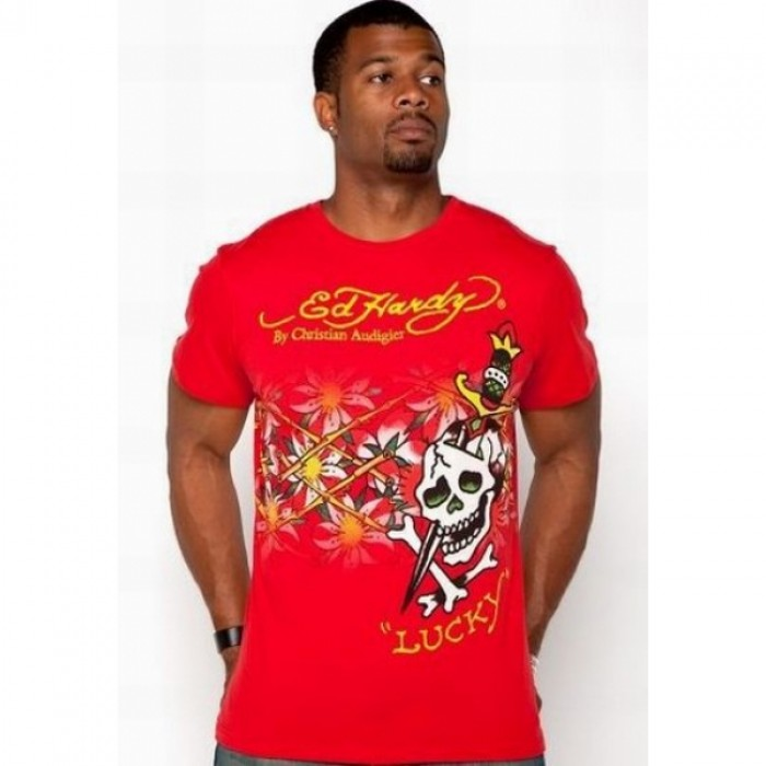 ED Hardy Mens Short Sleeve Tees quality guarantee