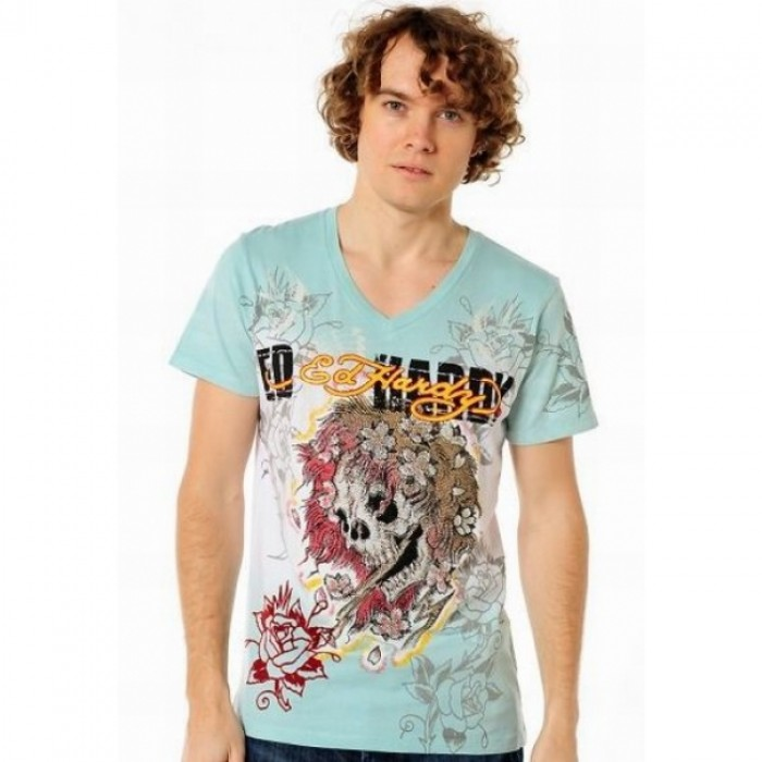 ED Hardy Mens Short Sleeve Tees Official supplier