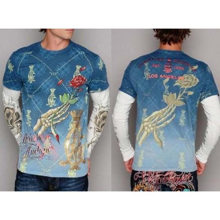 Ed Hardy Christian Audigier Long Sleeve clothing sale