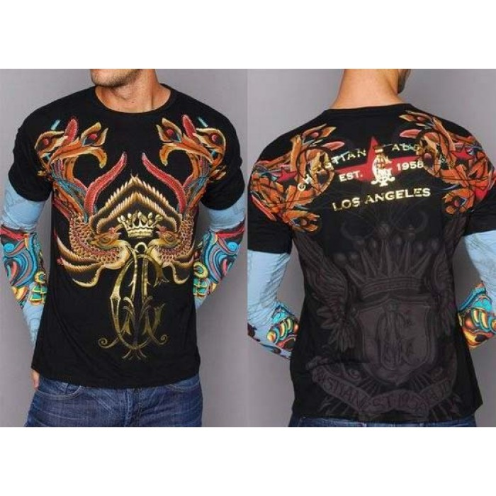 Ed Hardy Christian Audigier Long Sleeve 100 High Quality