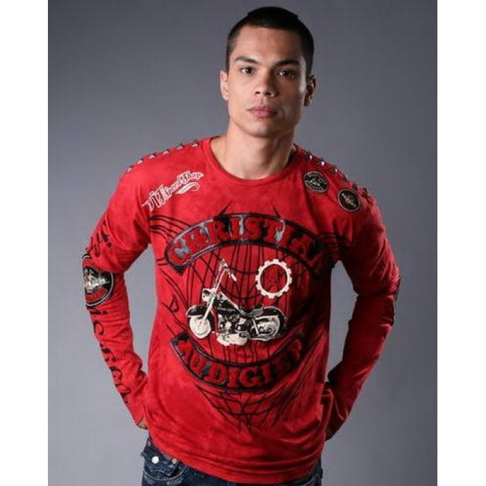 Ed Hardy Christian Audigier Long Sleeve affordable price