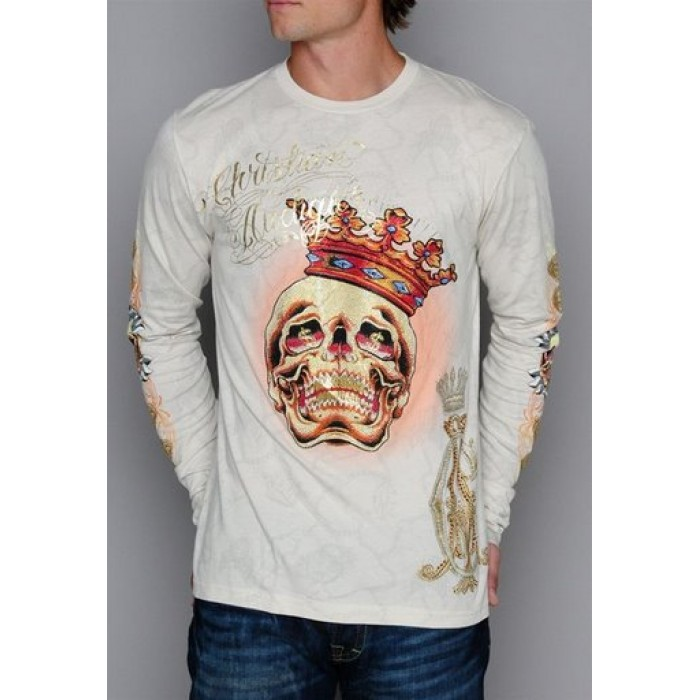Ed Hardy Christian Audigier Long Sleeve New Arrival