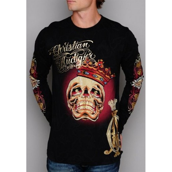 Ed Hardy Christian Audigier Long Sleeve Outlet Store