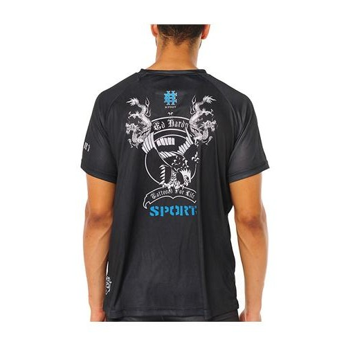 Hot Ed Hardy Mens Snake Eagle Training Tee