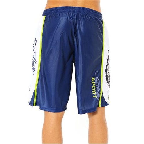 Hot Ed Hardy Mens Rattlesnake Basketball Shorts