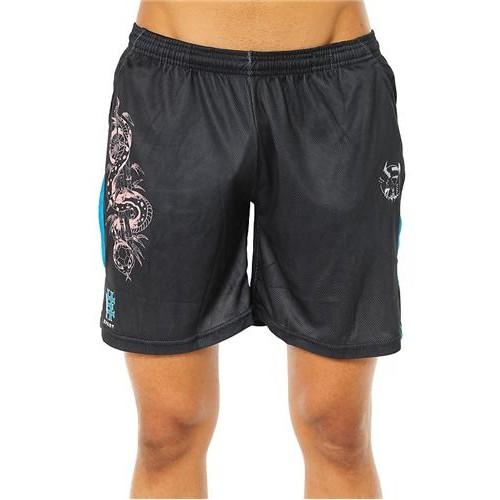Hot Ed Hardy Mens EH Snake Training Shorts