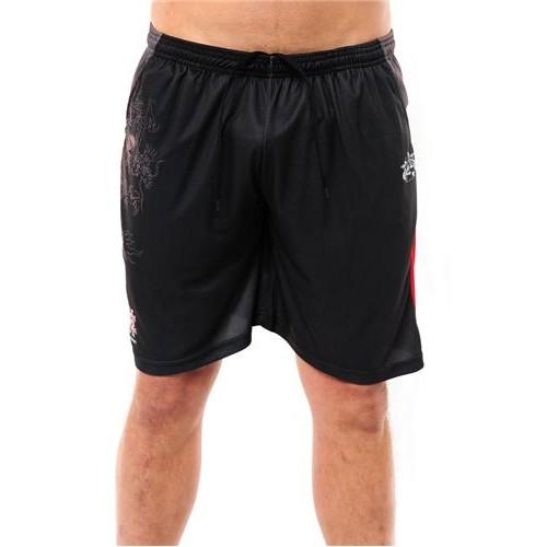 Hot Ed Hardy Mens Brad Training Shorts