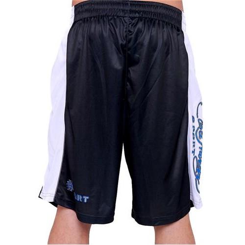 Hot Ed Hardy Mens Tiger Roar Sport Shorts Black