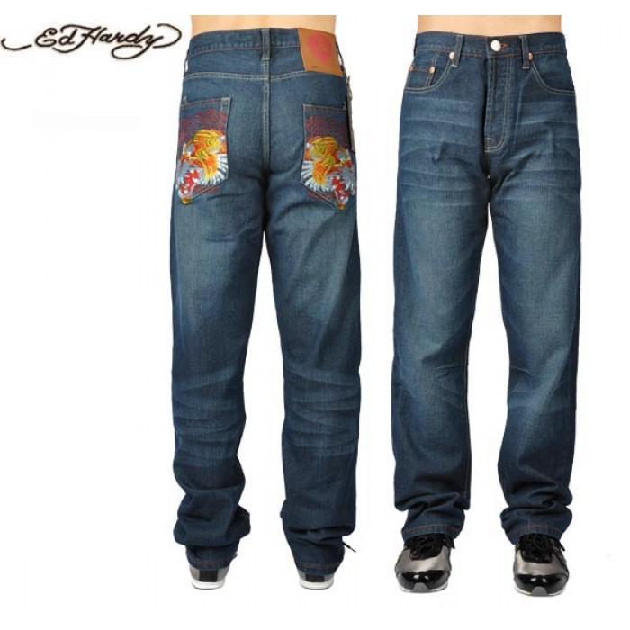 Ed Hardy Mens Jeans 0038 cheapwide range