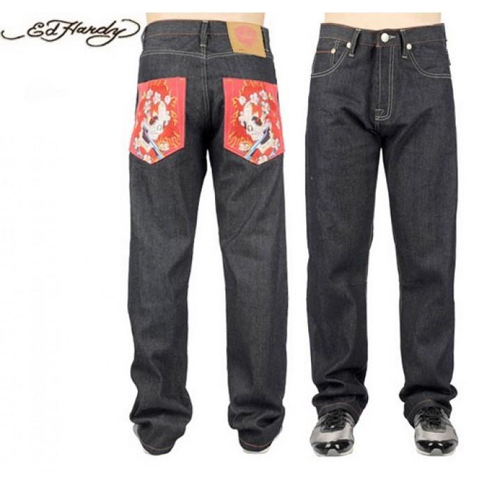 Ed Hardy Mens Jeans 0006 catalogo