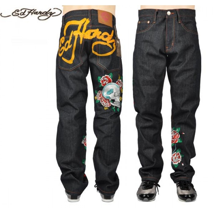 Ed Hardy Mens Jeans 0597 outlet online