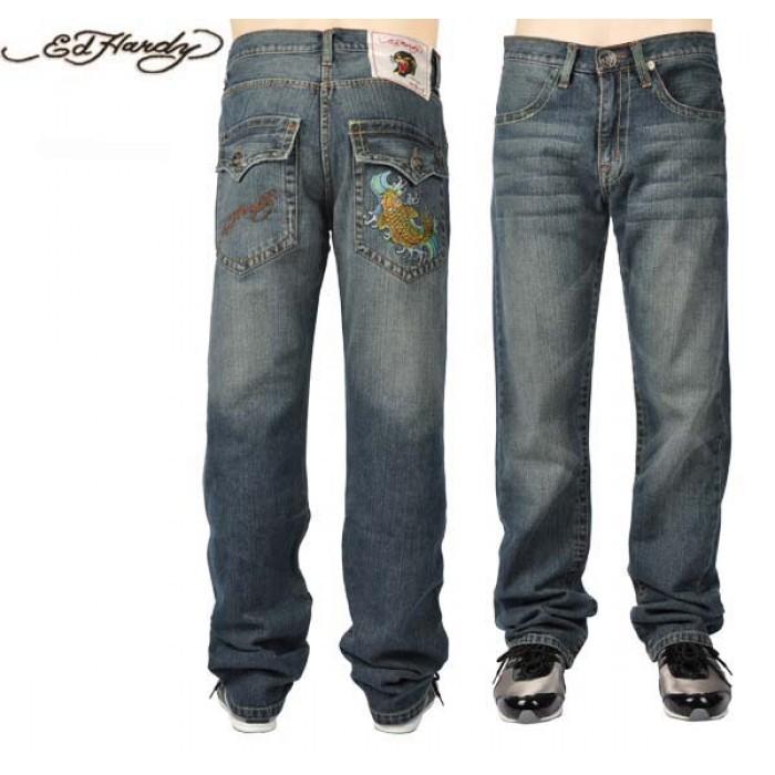 Ed Hardy Mens Jeans 0140 prestigious