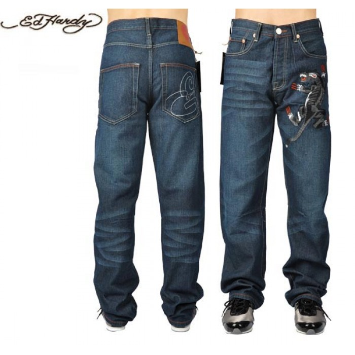 Ed Hardy Mens Jeans 0610 vast selection