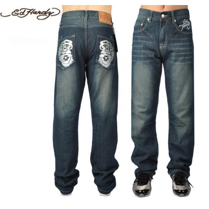 Ed Hardy Mens Jeans 0916 cheapest price
