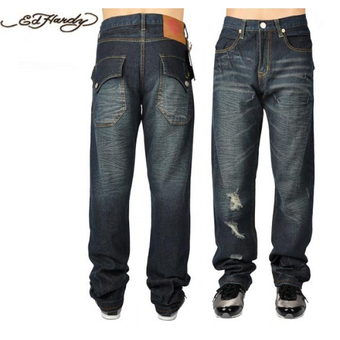 Ed Hardy Mens Jeans 0303 Official UK Stockists