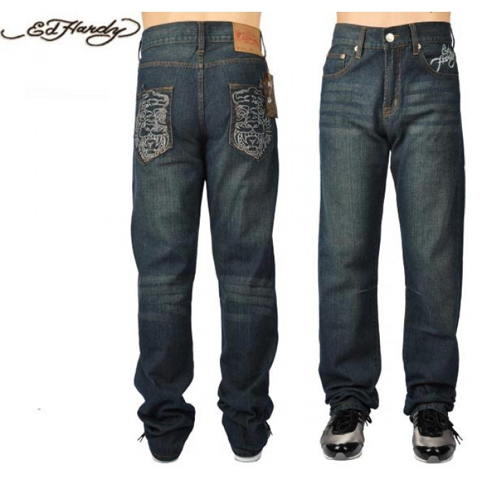 Ed Hardy Mens Jeans 0419 Hottest New Styles