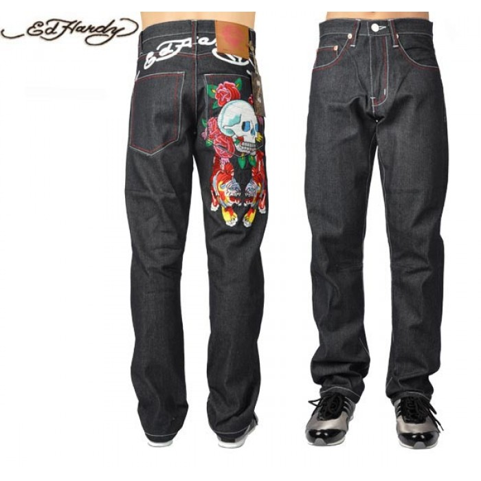 Ed Hardy Mens Jeans 0165 discount gorgeous