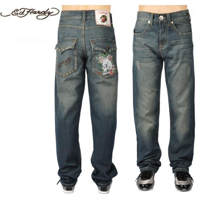 Ed Hardy Mens Jeans 0669 outlet store sale