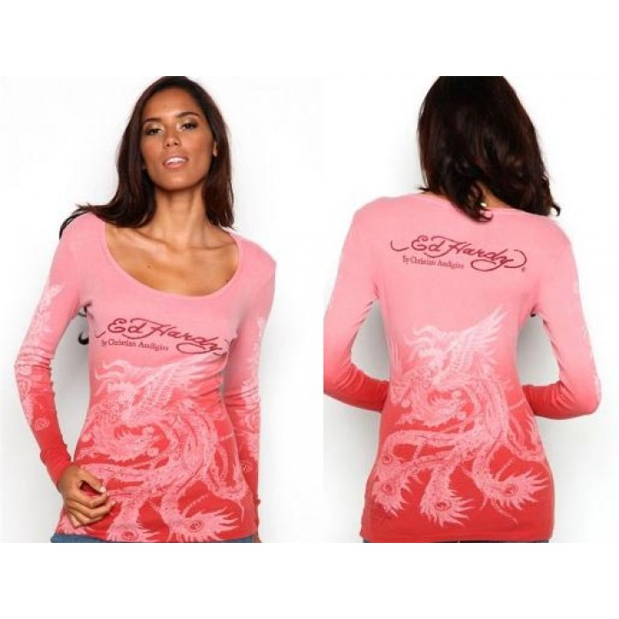 Ed Hardy Womens Long Sleeve best value