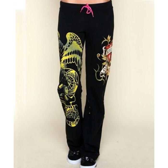 ED Hardy Women Pants Classic Styles