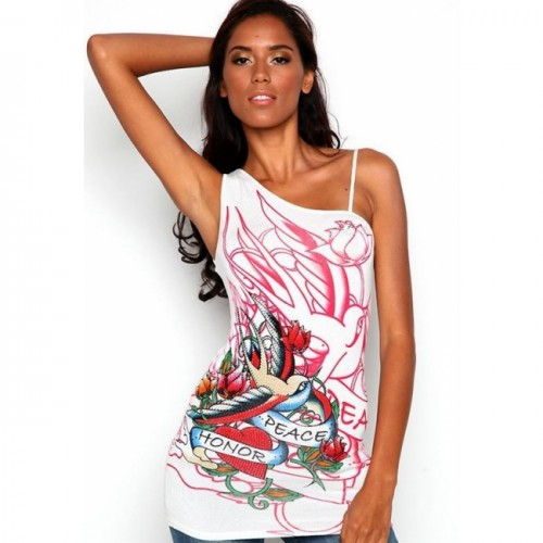 ED Hardy Womens Tanks outlet store sale