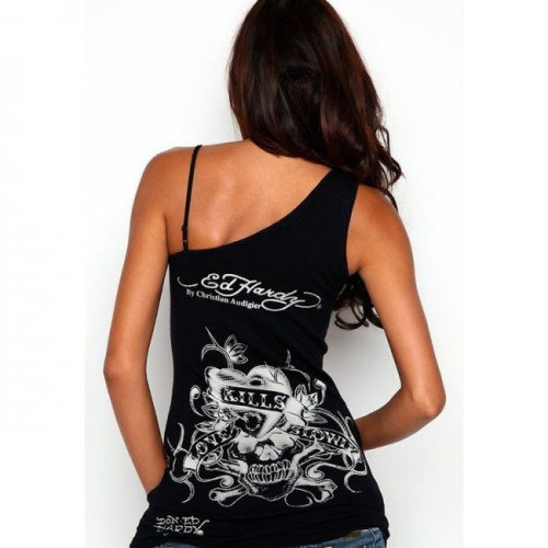 ED Hardy Womens Tanks cheap genuine