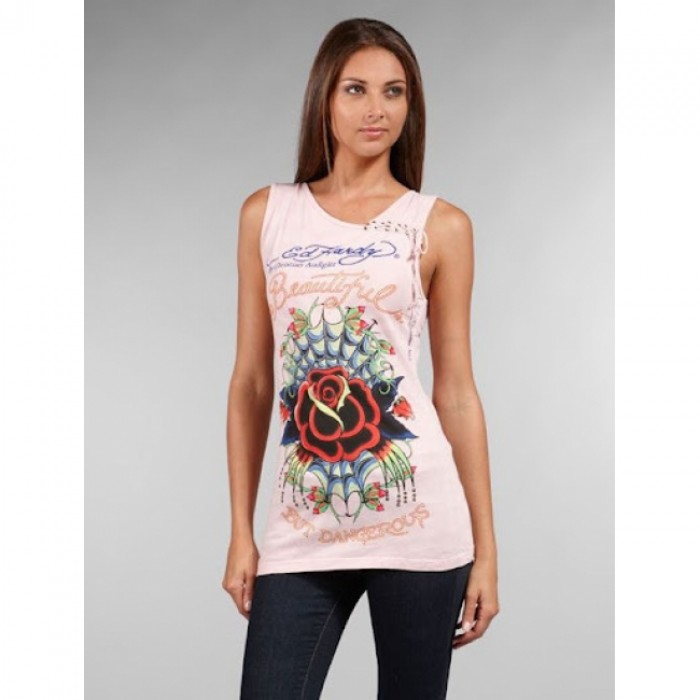 ED Hardy Womens Tanks Huge Discount