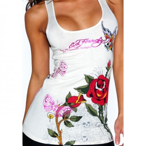ED Hardy Womens Tanks Best Discount Price