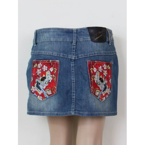 Ed Hardy Womens Skirts Discount Save up to