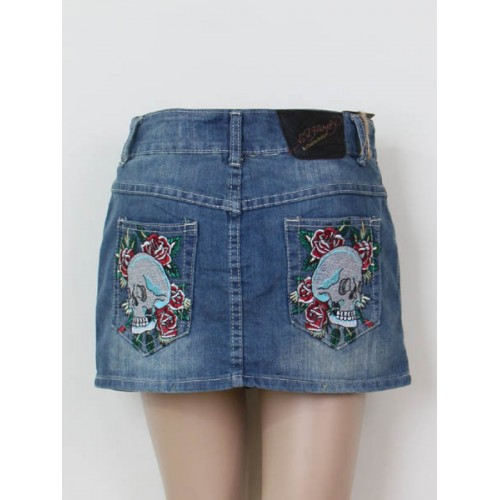 Ed Hardy Womens Skirts super quality