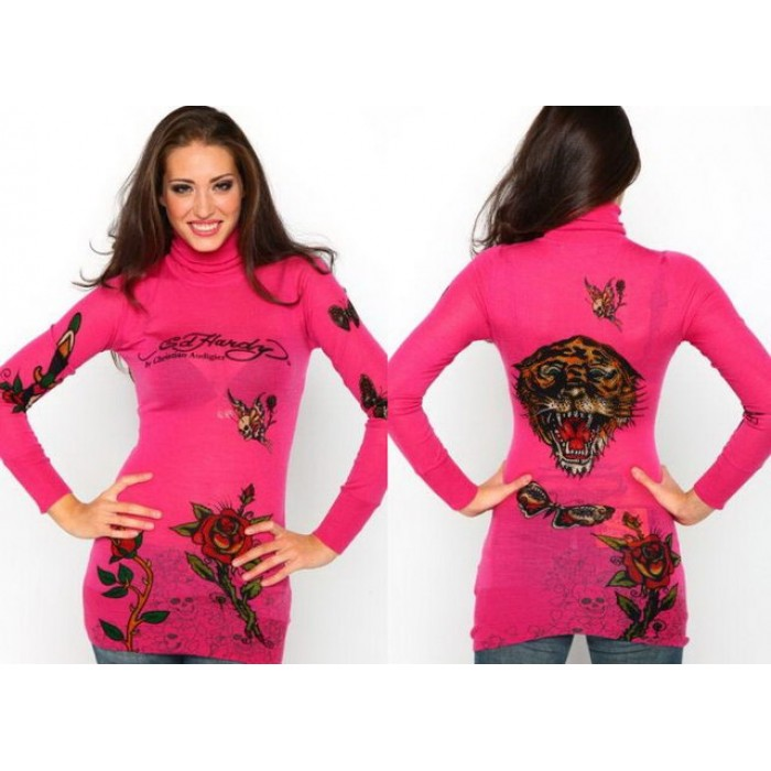 Ed Hardy Womens Long Sleeve clothing